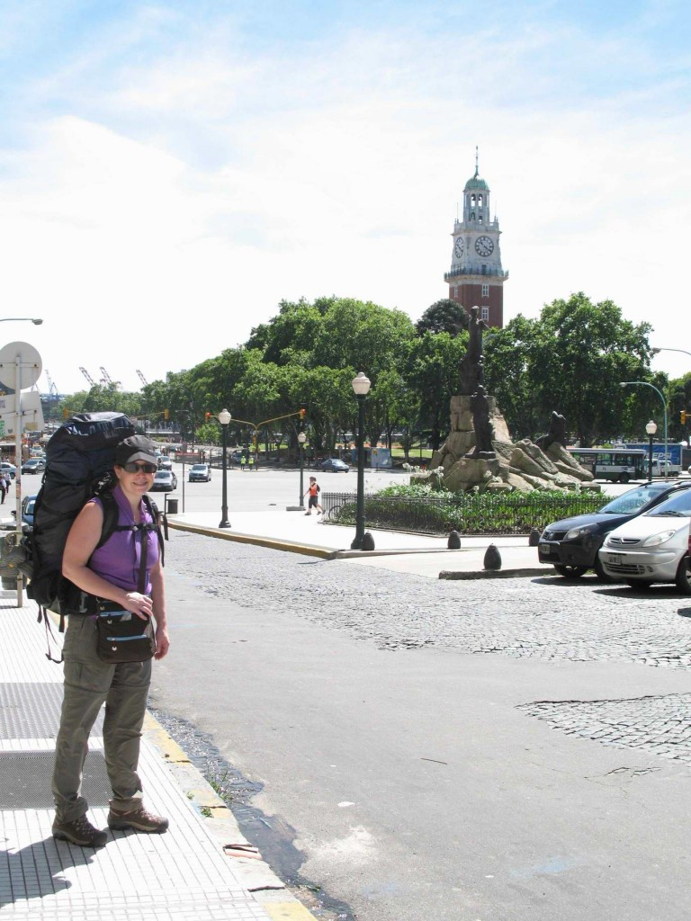 Backpacking in Buenos Aires